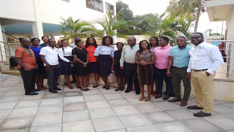 NESTLE BASIC PROJECT MANAGEMENT TRAINING, GHANA JULY, 2018